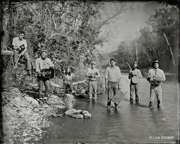Hogslop String Band, Harpeth River, TN
