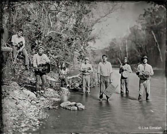 Hogslop String Band, Harpeth River, TN