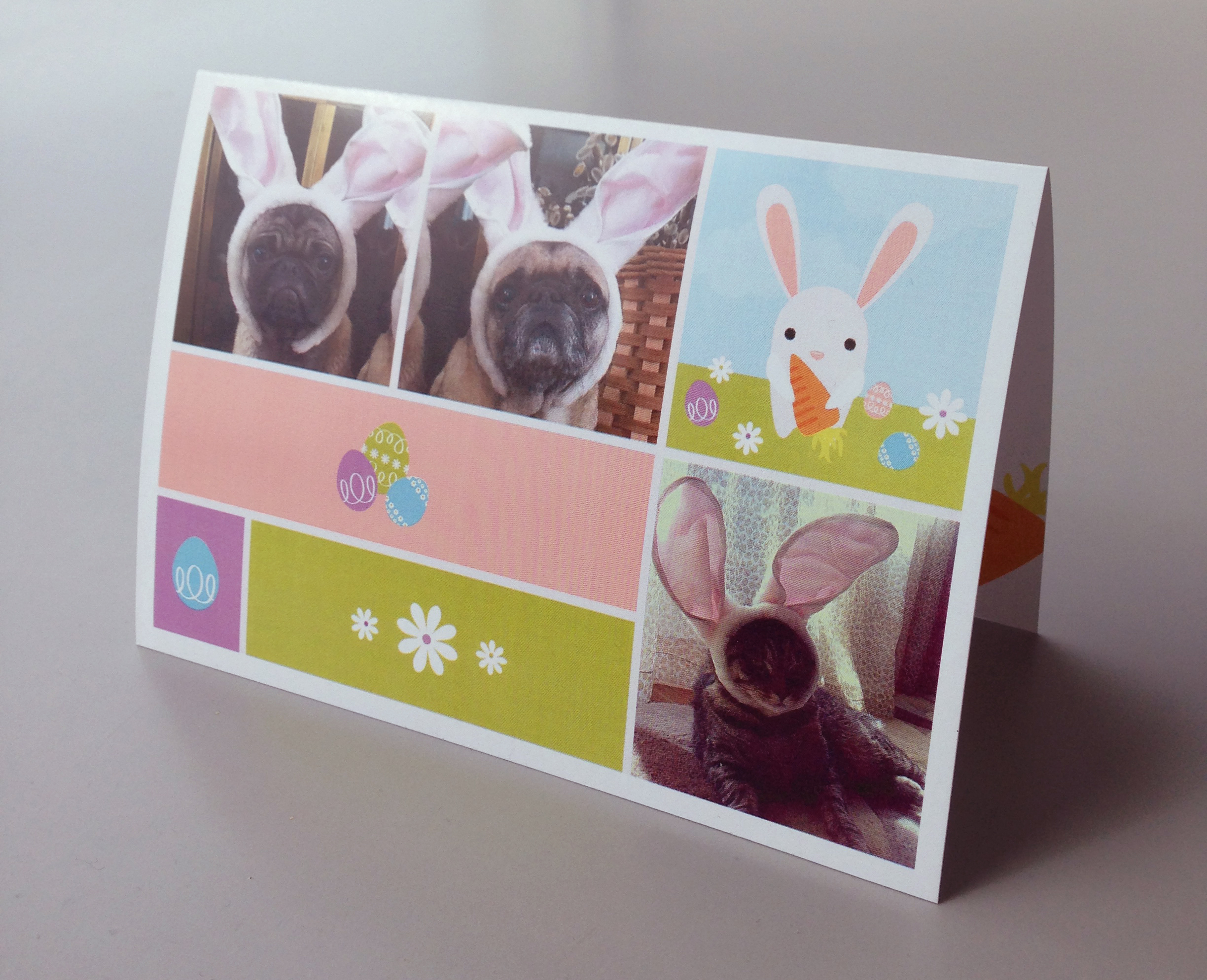 Cards 1000 words blog page 2 an easter card is a nice way to show you are thinking of someone even if you cant gather for a ham dinner and egg hunt photo3 m4hsunfo
