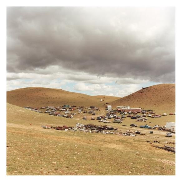 Ronan Guillou - Junk Valley, Wyoming 2012
