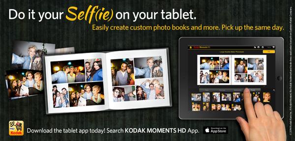 Kodak Moments App | 1000 Words Blog