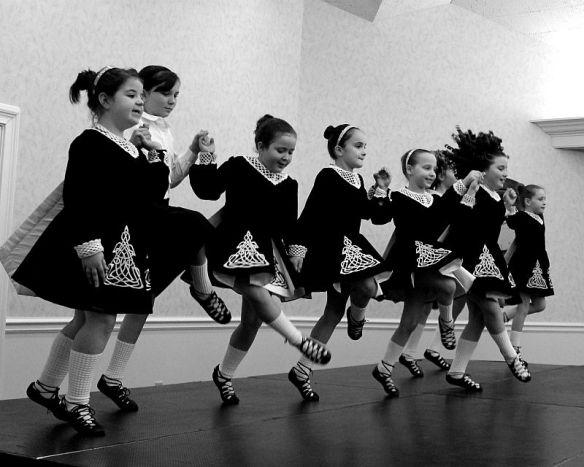 Bob Janiszewski - Irish Dancers