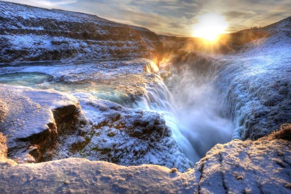 DanOlean-GullfossWaterfall-Iceland