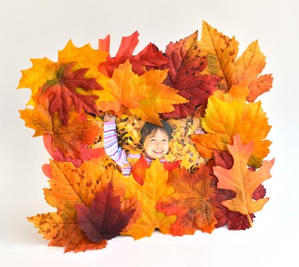 leaf-frame